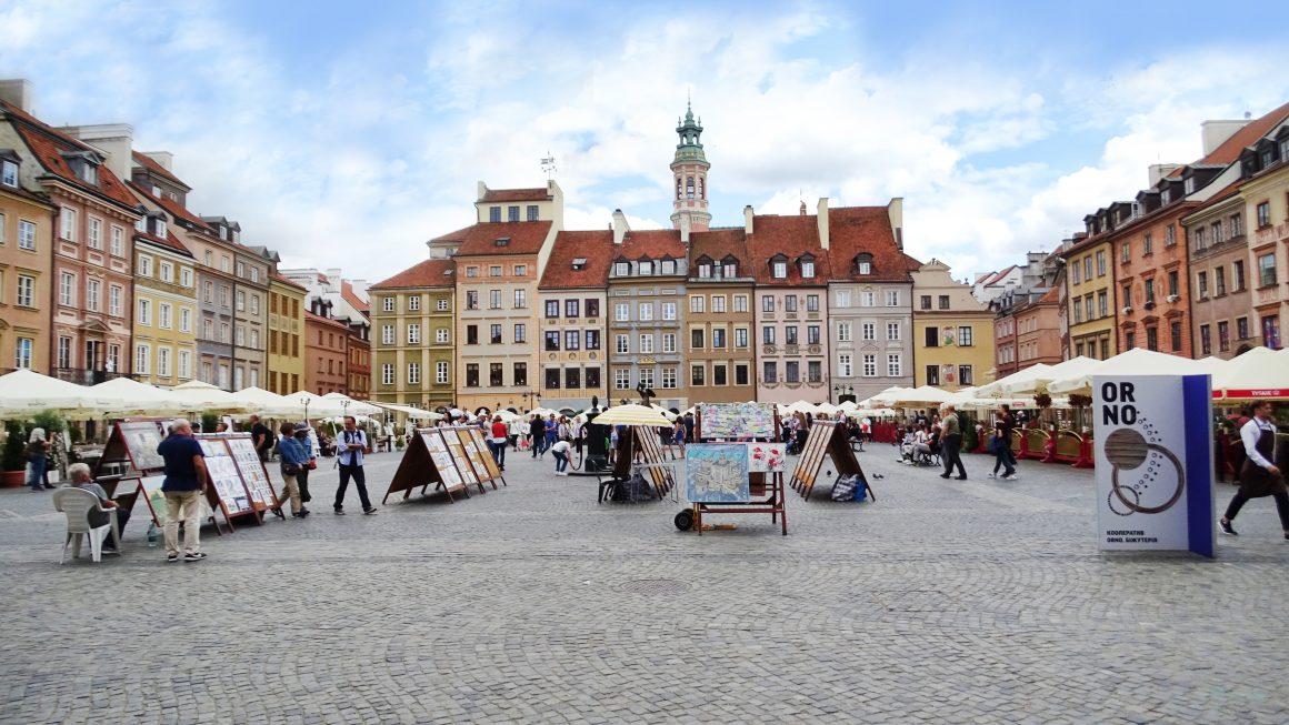5 hotspots in Warschau