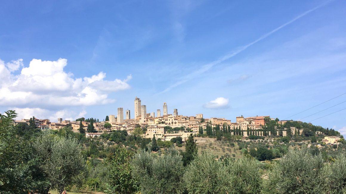 De mooiste steden in Toscane