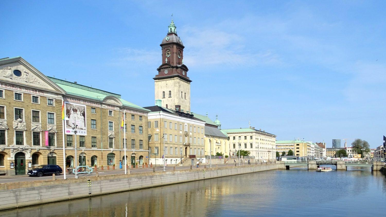 Eilandhoppen in de archipel van Göteborg