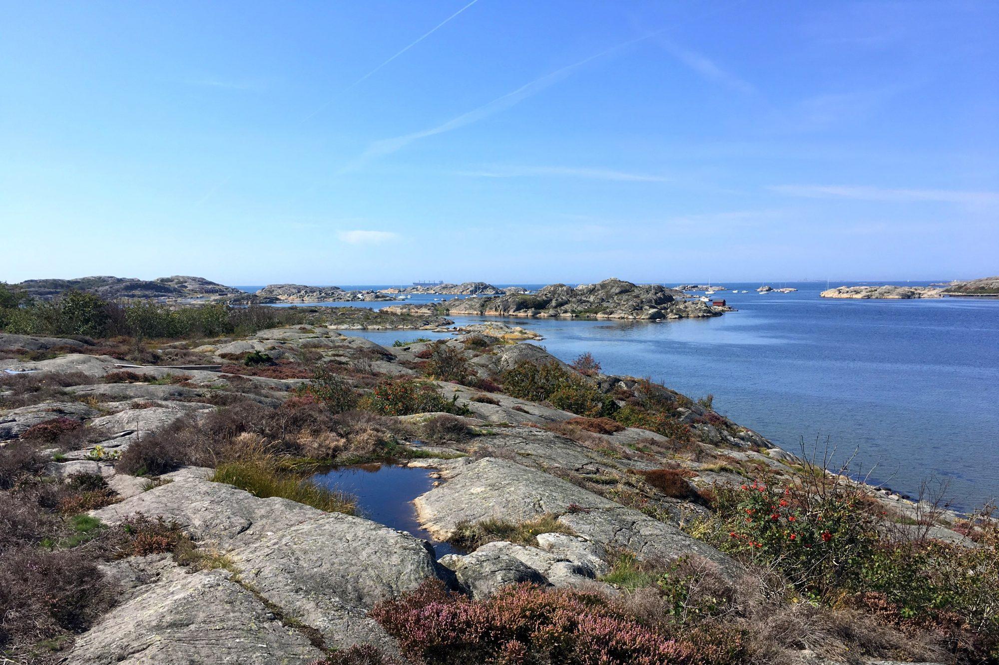 Kust van Styrsö