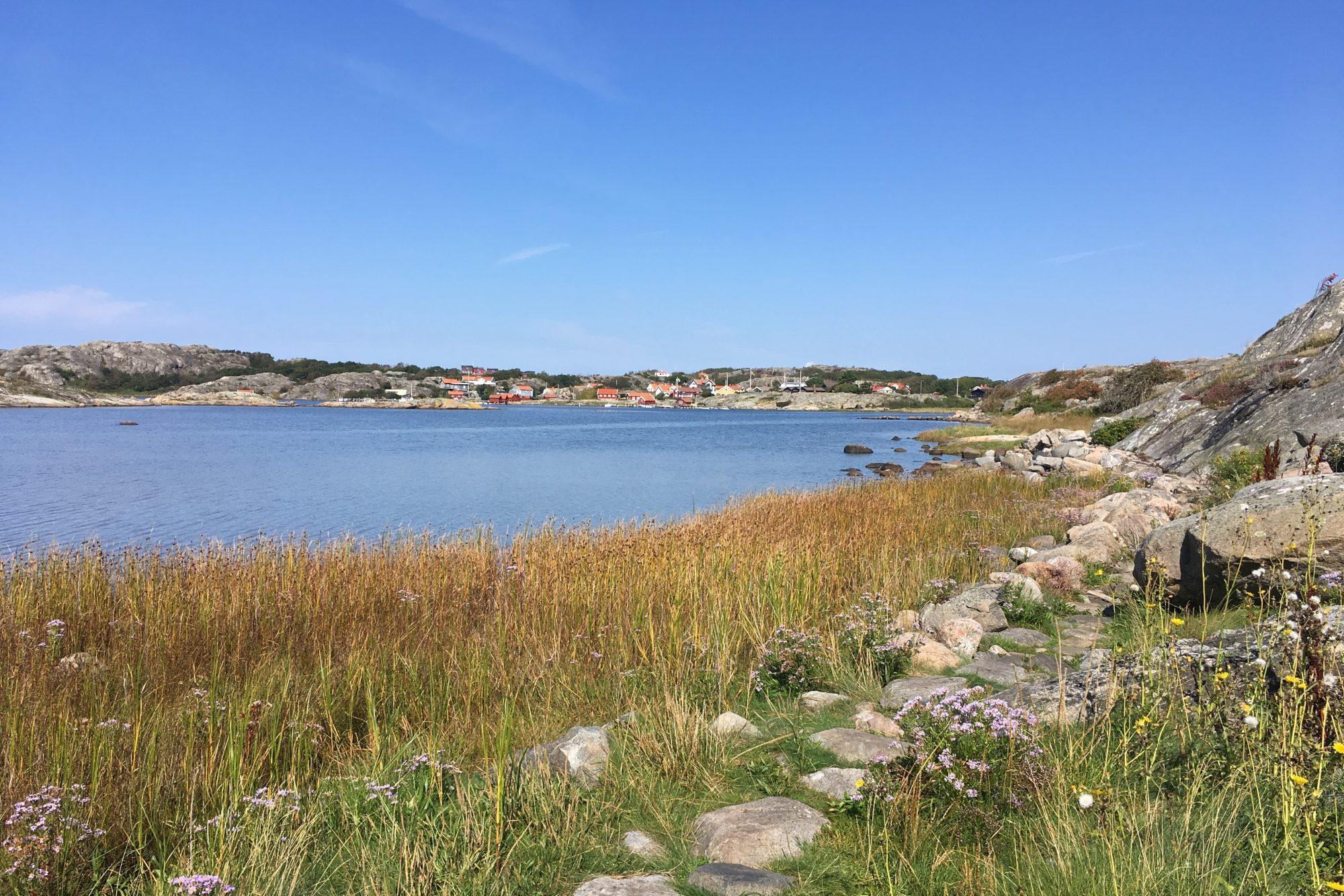 Wandeling Styrsö