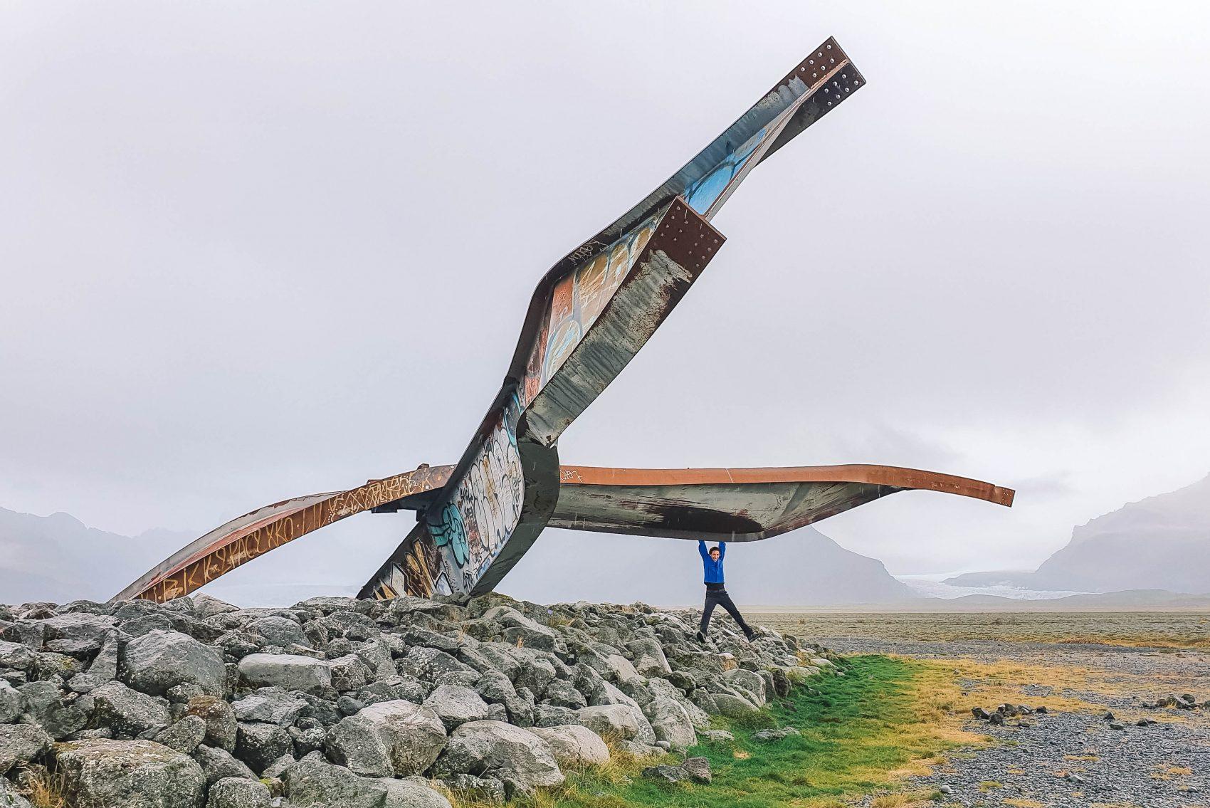 Skeidararsandur Zuid-IJsland