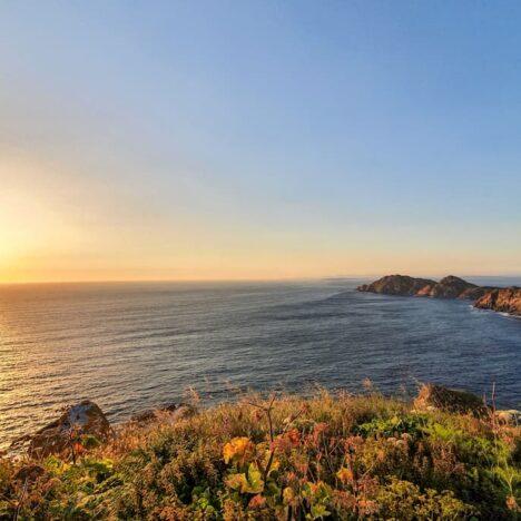 Cíes eilanden in Galicië: overnachten op een onbewoond eiland in Spanje